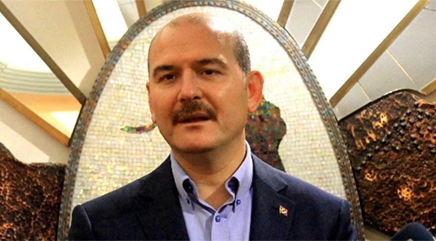 Bakan Soylu FETÖ PKK ve DEAŞ a destek veriyor