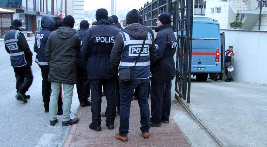 Boydak'ların da bulunduğu 67 sanık ikinci kez hakim karşısında