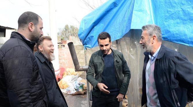 CHP'li vekil, Tarsus'taki esrarengiz kazı için soru önergesi verdi