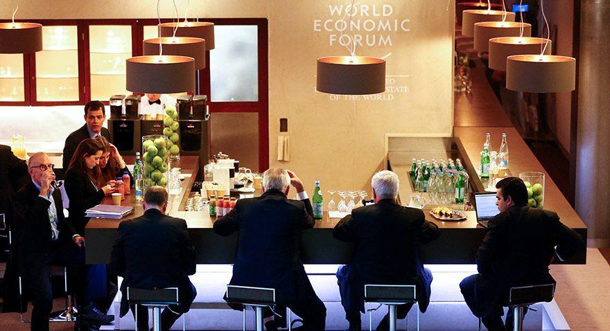 Davos heyecanı başladı