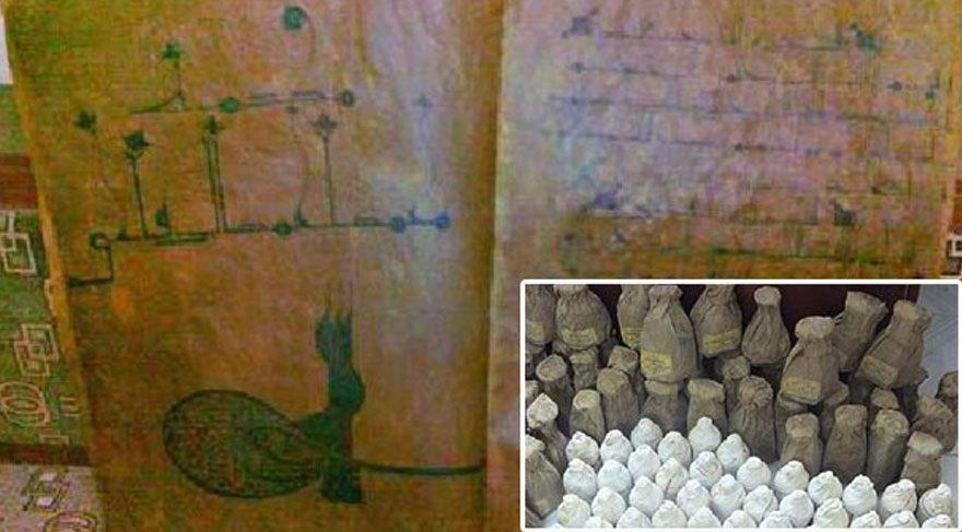 IŞİD Palmira'dan yağmaladığı tarihi eserleri Danimarka'da satıyor