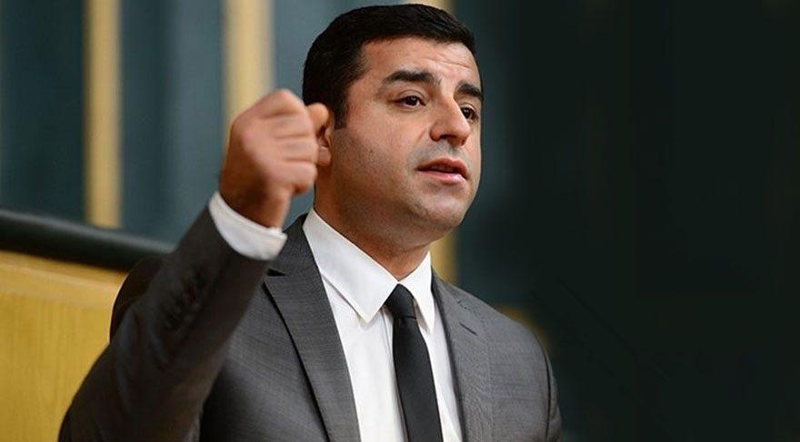Demirtaş'tan 'CHP ile ittifak' açıklaması