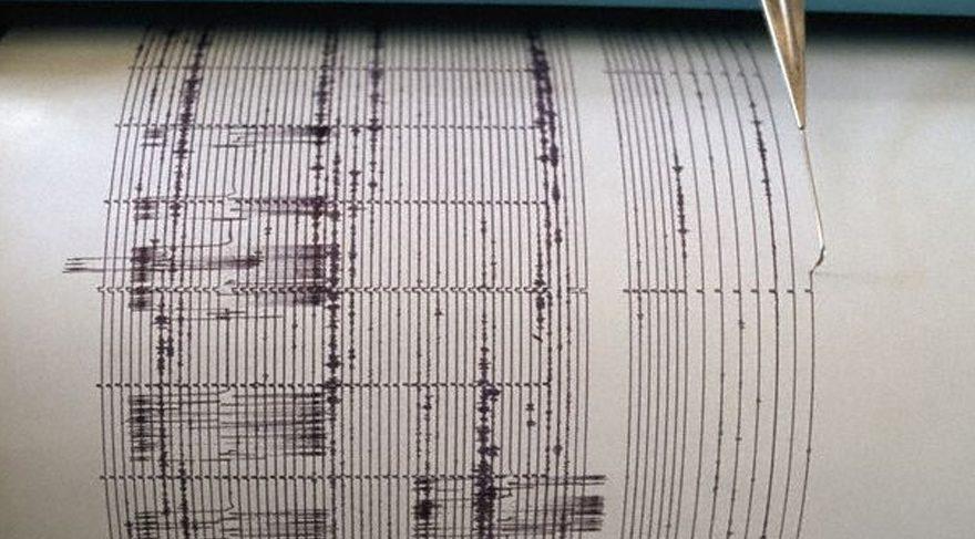 Son depremler: Çanakkale dolayları durmadan sallanıyor!
