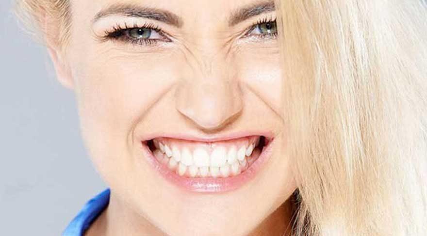 Uykuda diş sıkma neden olur? Tedavisi nedir?