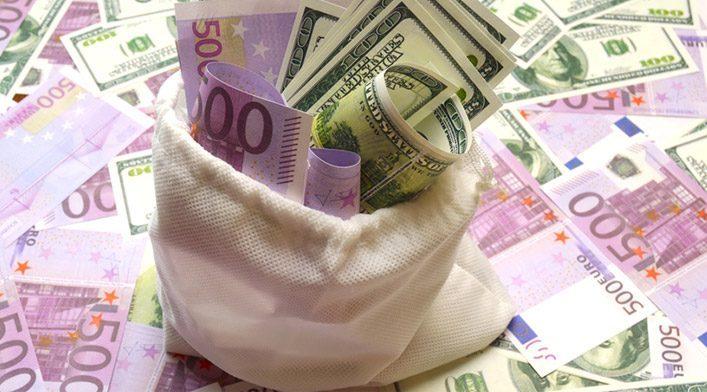 Dolar ve eurodan tarihi rekorlar
