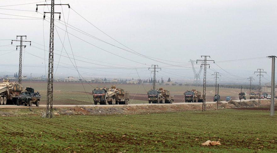 El Bab operasyonu sürüyor... 32 IŞİD'li öldürüldü