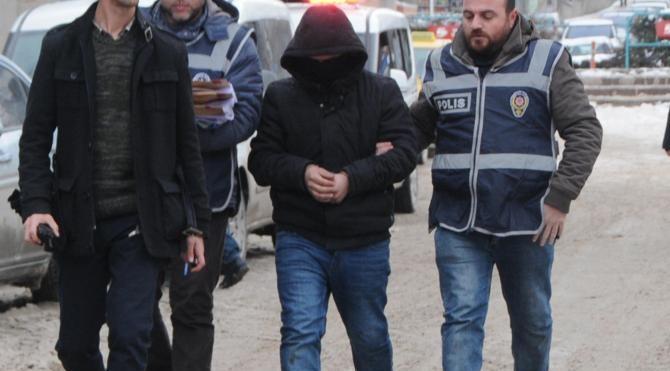 Şehitler derneğinden televizyon çalan hırsız yakalandı