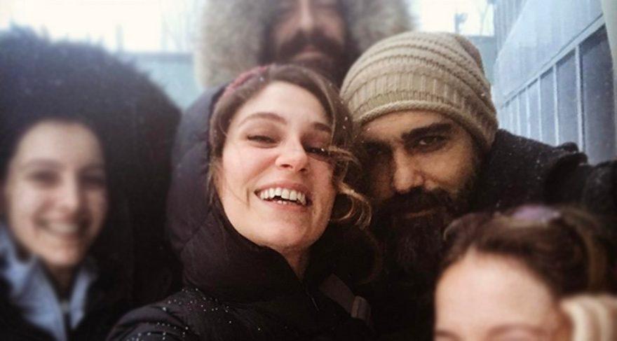 Farah Zeynep Abdullah ve Caner Cindoruk aşkı belgelendi