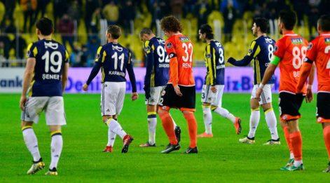 Fenerbahçe geç uyandı