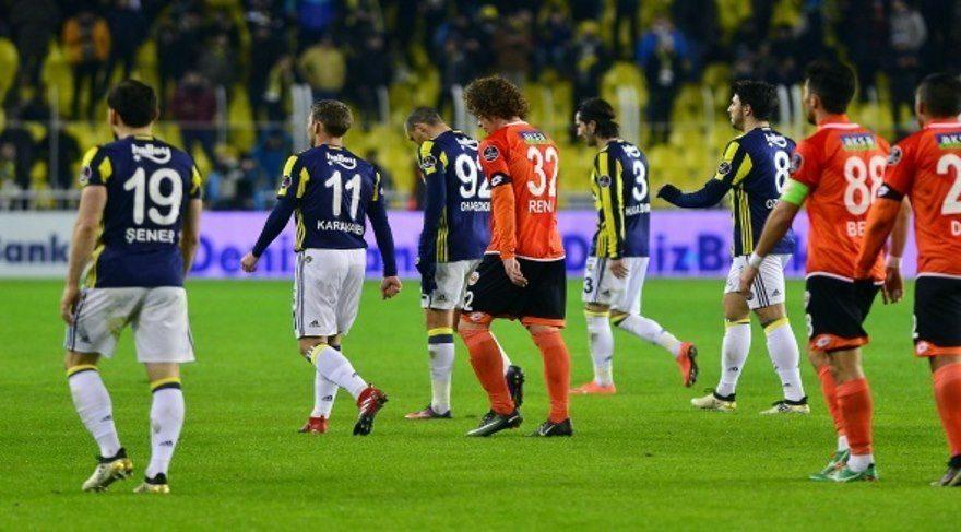 Fenerbahçe Adanaspor maç özeti izle Fenerbahçe Adanaspor a diş geçiremedi