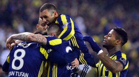 Fenerbahçe - Başakşehir maç özeti izle: Fenerbahçe, Başakşehir'in namağlup ünvanını bitirdi!
