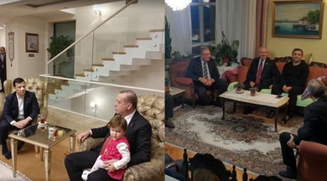 Sosyal medya CHP'li ve AKP'li vekillerin 'ev farkı'nı konuşuyor!