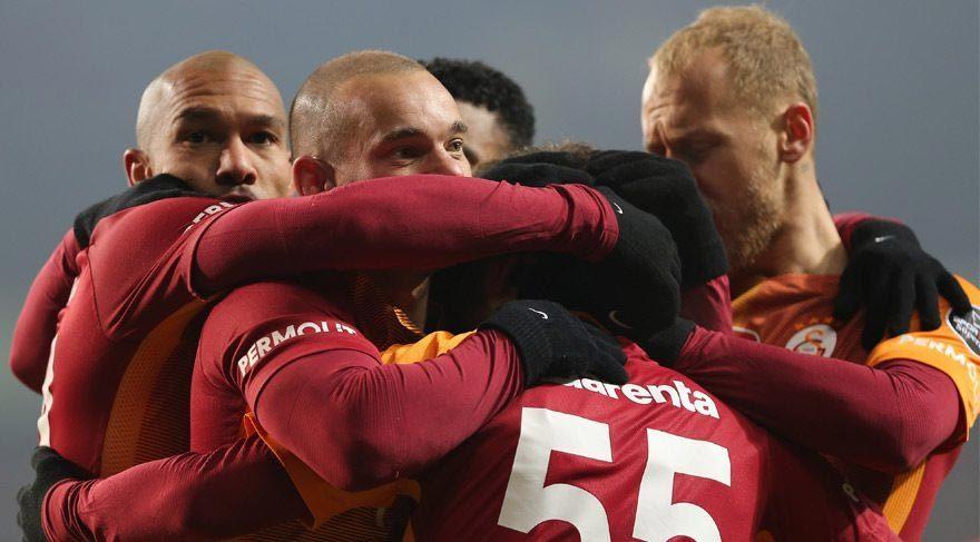 Galatasaray Konyaspor maç özeti izle Rodrigues göz doldurdu