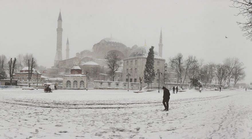 İstanbul kartpostal gibi…