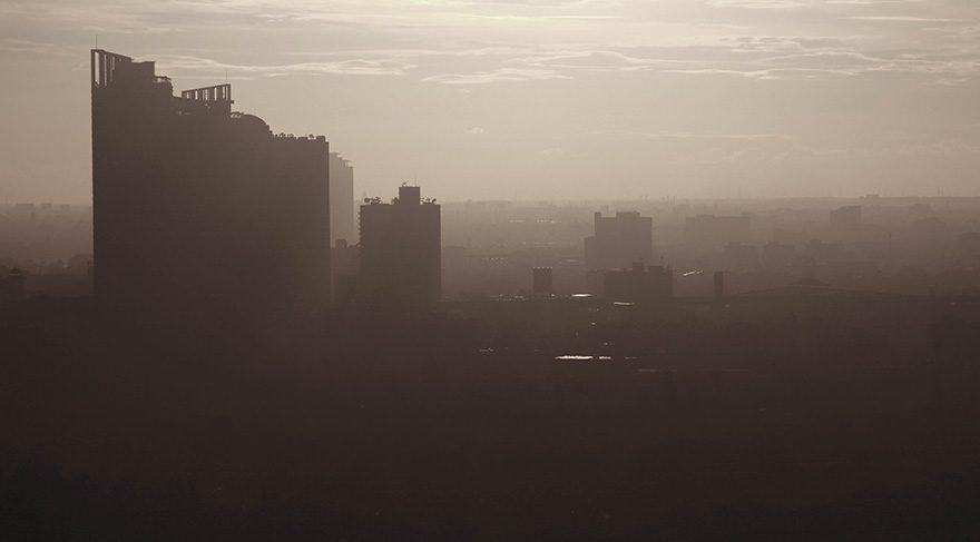Hava kirliliğinin bir zararı daha