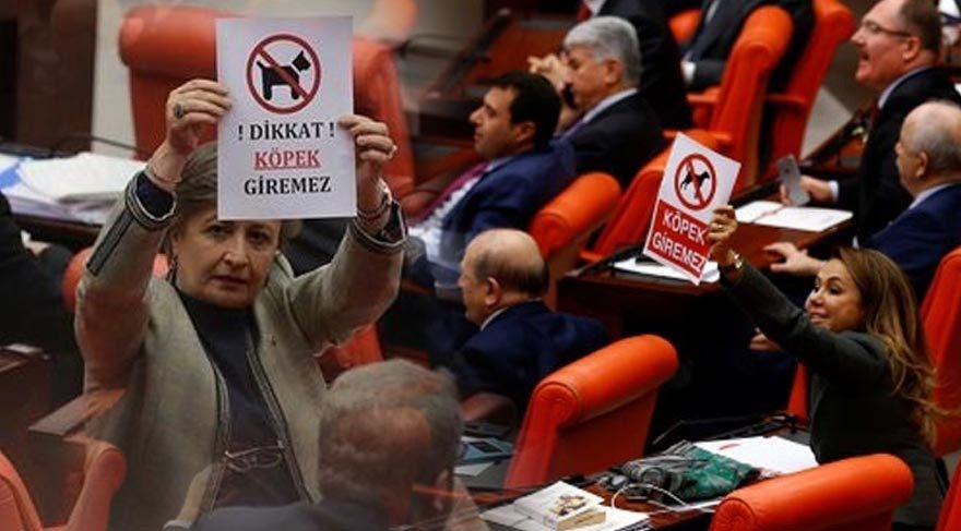 AKP'lilerin protestosuna tepkiler büyüyor