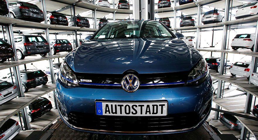 Dünyanın en çok otomobil satan firması Volkswagen oldu
