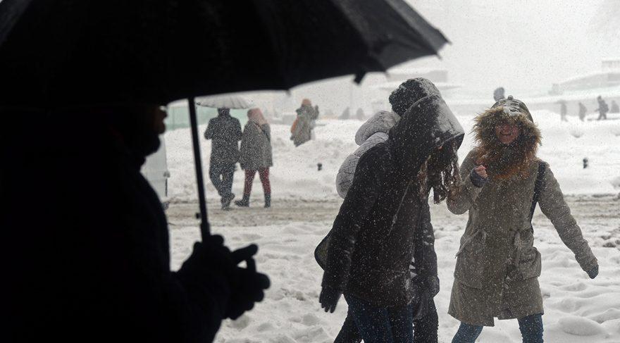 Yurtta hava durumu… İstanbul için yeni uyarı