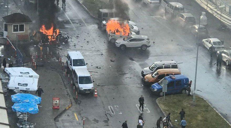 İzmi'daki patlamada yaralanan 4 kişi taburcu oldu