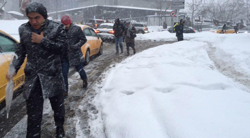 Karda düşmeden yürümenin 10 püf noktası