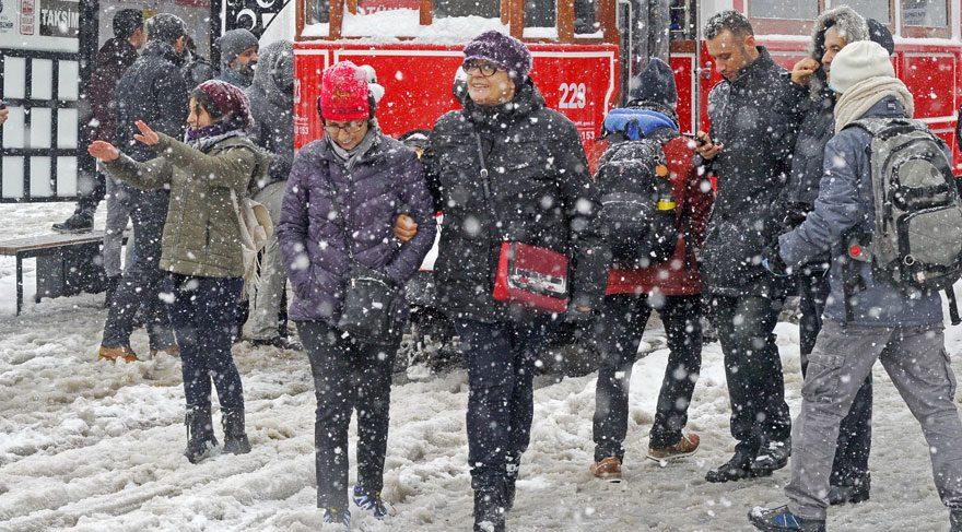 Hava durumu: Kar ne zaman bitecek? Hava nasıl olacak? (10 OCAK)