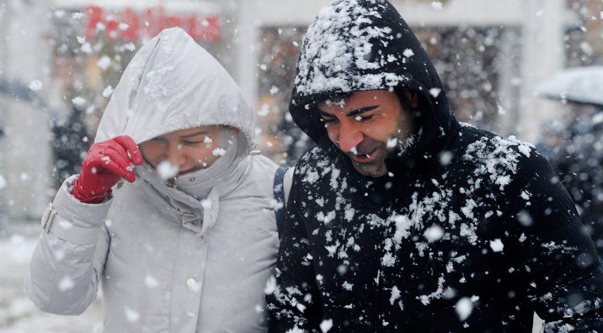 Meteoroloji son dakikada tahminini değiştirdi! Kar yağacak mı?