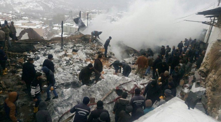 İstanbul ve Karaman yangın faciası: 2'si çocuk 5 ölü