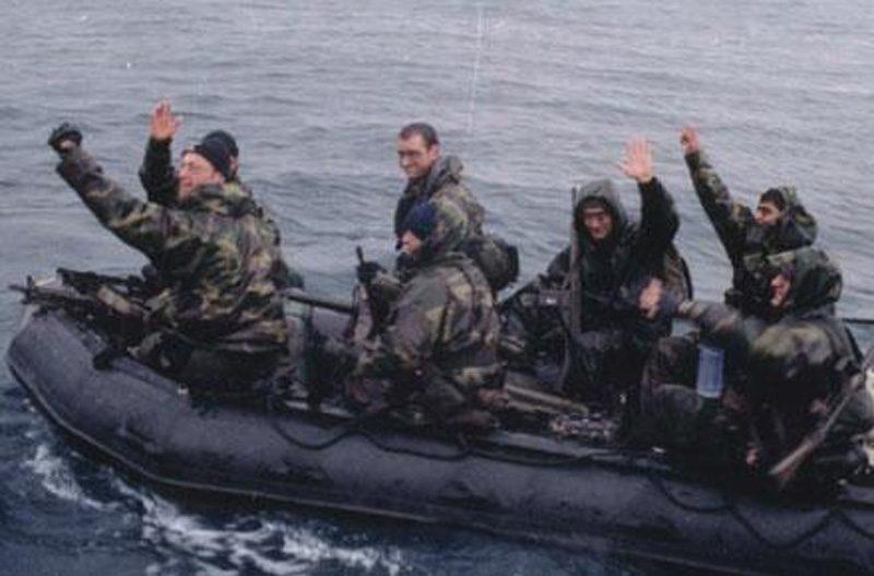 21 yıl önceki Kardak operasyonuna o dönem üstteğmen olan Ali Türkşen de katılmıştı.