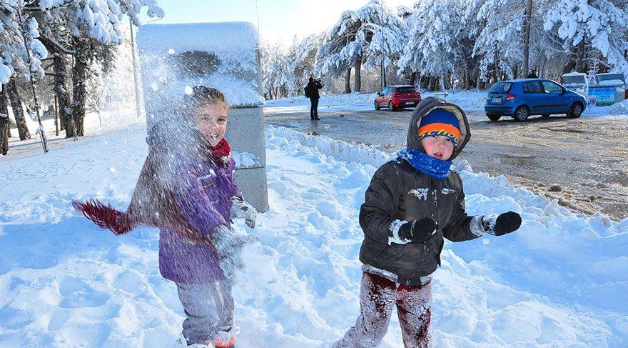 Son dakika… İstanbul'da okullara kar tatili… Bugün okullar tatil edildi