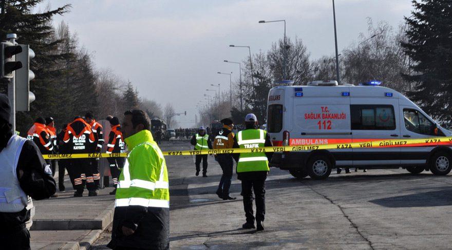 Kayseri saldırısı ile ilgili 4 asker de gözaltında