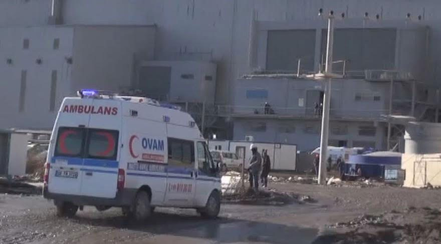 Son dakika haberi Kocaeli nde fabrikada patlama