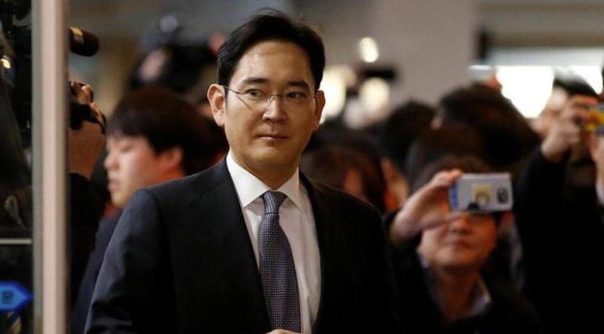 Samsung Başkan Yardımcısı Lee hakkında tutuklama istemi