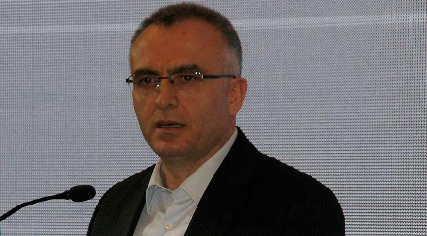 Bakan Ağbal Bütçe açığı 29 3 milyar lira