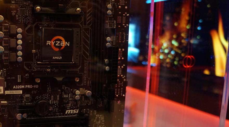 AMD Ryzen overclock canavarı olabilir
