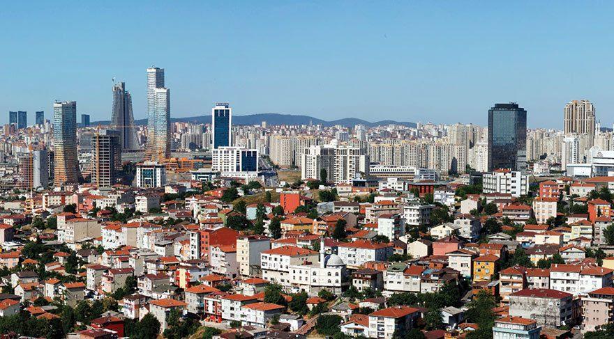 Ataşehir'de iki mahalleye dönüşüm piyangosu