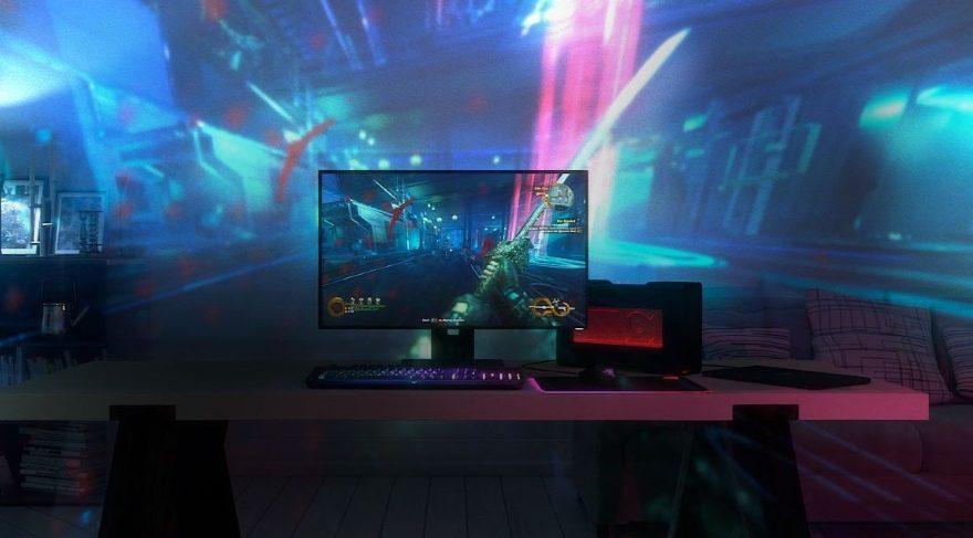 Razer'ın projektör tasarımı oyun deneyimini kökten değiştirecek!