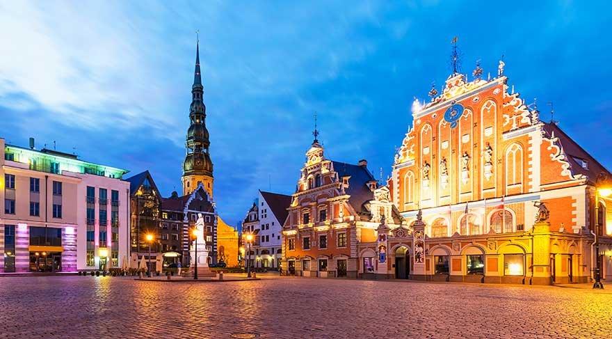Riga'da zaman yolculuğuna çıkın
