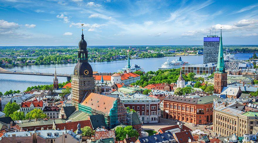 Kuzeyin Paris'i Riga