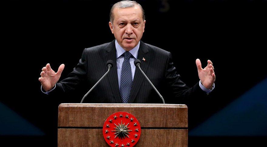 Erdoğan'dan gökdelen eleştirisi