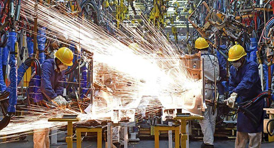 Sanayi üretiminde sevindiren haber