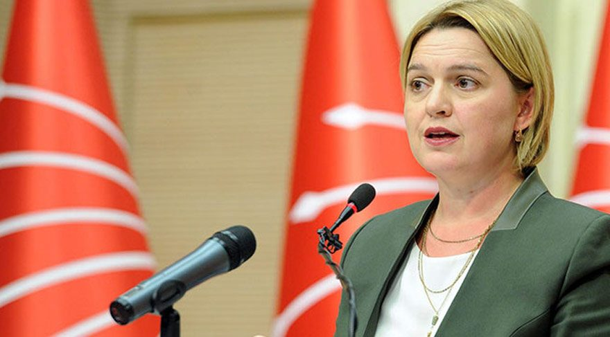 CHP'li Selin Sayek Böke: Bugün tarihi bir gün!