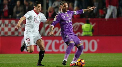 Sevilla Real Madrid maç özeti izle: Real'in rekoruna Sevilla son verdi 2-1