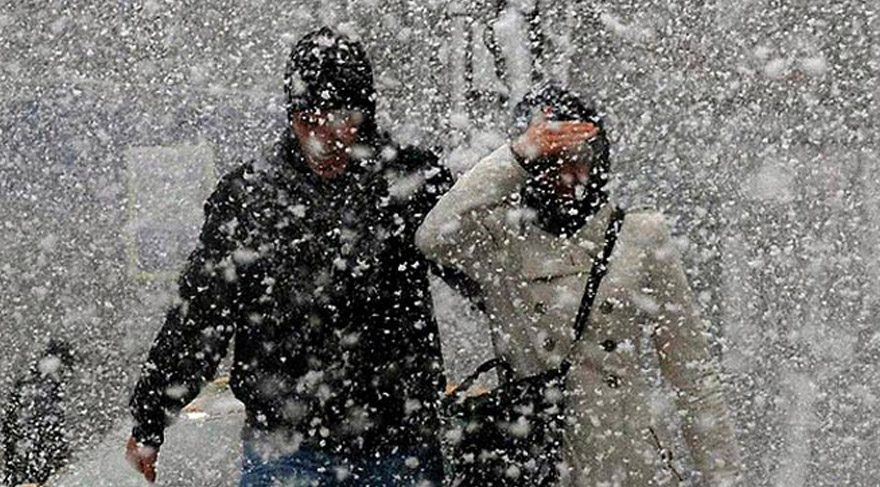 Yurtta hava durumu: 'Kirpik donduran soğuklar' geliyor