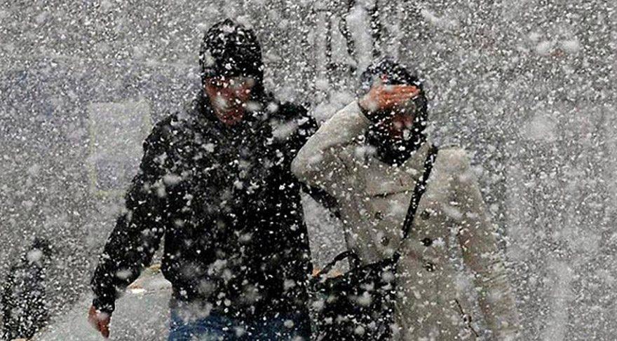 Kar yağışı için tahminler değişti! Meteoroloji'den hava durumu açıklaması