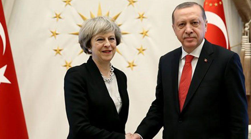 Theresa May, Türkiye sınırını kapatmayı gündeme getirecek