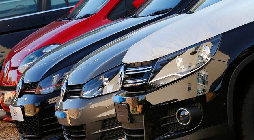 Volkswagen'e ABD'de gözaltı şoku