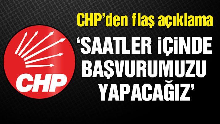 CHP'li Özel: 'Değişikliğin iptali için Anayasa Mahkemesine başvuracağız'