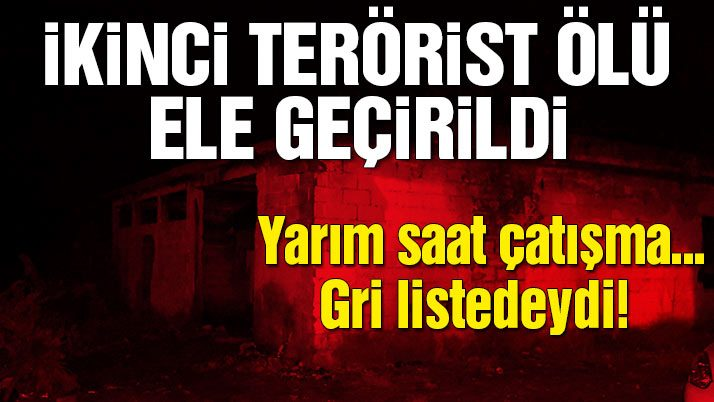 AKP binasına ve Emniyet Müdürlüğüne saldıran terörist öldürüldü