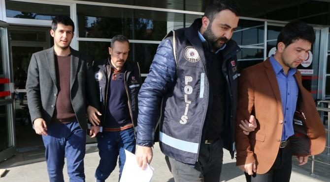 Adıyaman'da 3 avukata FETÖ'den gözaltı