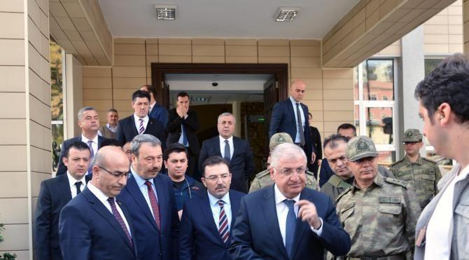Adana'da üst düzey güvenlik buluşması